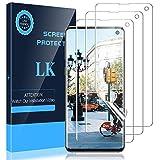 LK Schutzfolie kompatibel mit Samsung Galaxy S10, 2 Stück Samsung Galaxy S10 Folie, Klar HD Weich TPU Bildschirmschutzfolie Vollständige Abdeckung Blasenfreie LK-X-24