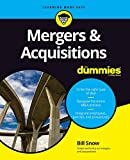 Snow, B: Mergers & Acquisitions For Dummies
