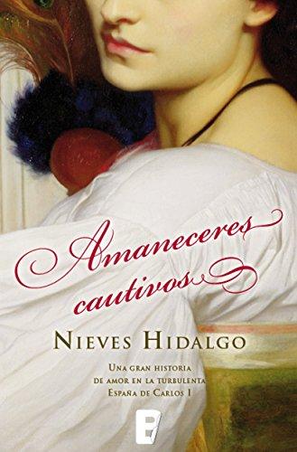 Book's Cover of Amaneceres cautivos Versión Kindle
