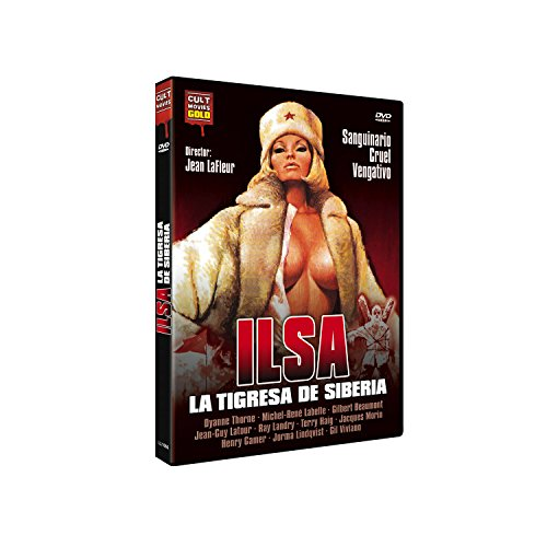 Ilsa: La Tigresa De Siberia [DVD]