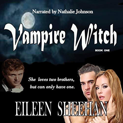 Vampire Witch Trilogy: Vampire Witch, Book One audiobook cover art