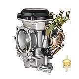 PUCKY Carburetor for Harley Davidson Road King Twin Cam 40mm CV40 XL883 XL1200...