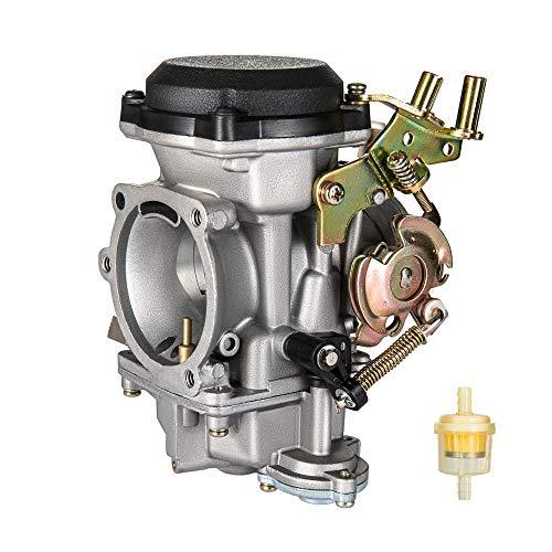 PUCKY Carburetor for Harley Davidson Road King Twin Cam 40mm CV40 XL883 XL1200 Carb