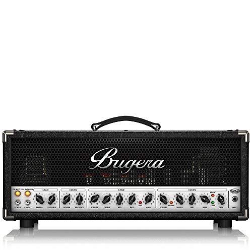 Bugera 6262 INFINIUM Vollröhren E-Gitarren Topteil
