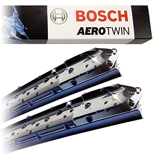 2x Escobillas Limpiaparabrisas BOSCH Aerotwin A963SRENAULT VEL-SATIS TODOS LOS MODELOS 06.2002-12.2009