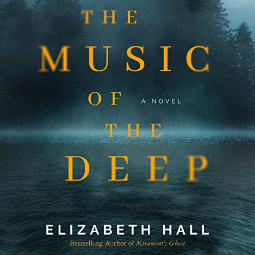The Music of the Deep audiobook cover art
