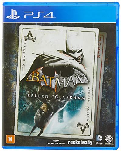 Batman Return to Arkham - PlayStation 4