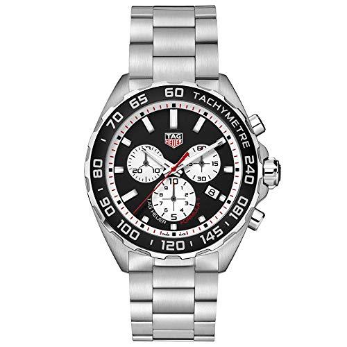 TAG Heuer orologio Formula 1 cronografo quarzo 43mm CAZ101E.BA0842 - Default Title