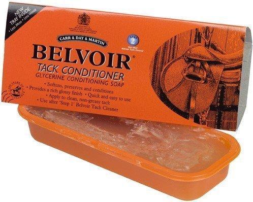 William Hunter Equestrian - Saponetta ammorbidente Belvoir Step 2, 250 g, con Puro Olio di Cocco e glicerina