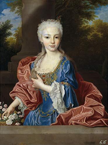 Ranc Jean María Ana Victoria De Borbón Rompecabezas Juguete de Madera Adulto...