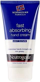 Neutrogena Norwegian Formula Fast Absorbing Hand Cream (75ml) - Pack of 6