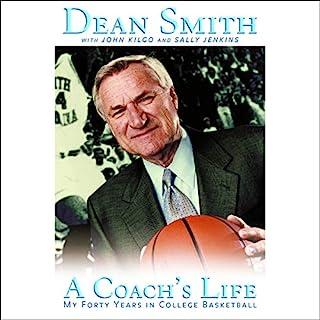 A Coach's Life audiobook cover art