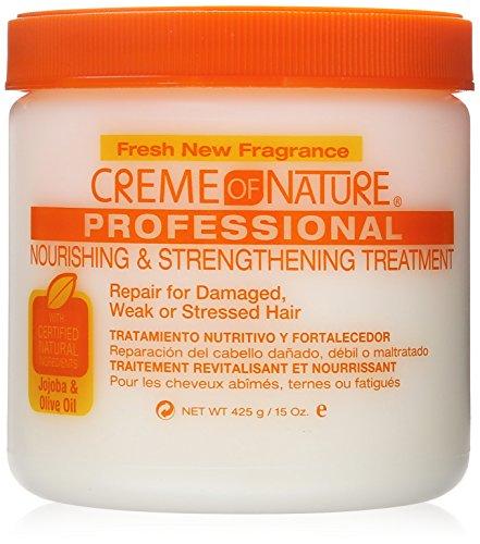 Creme Of Nature Professional Nourishing & Strengthening Treatment, 15 Oz