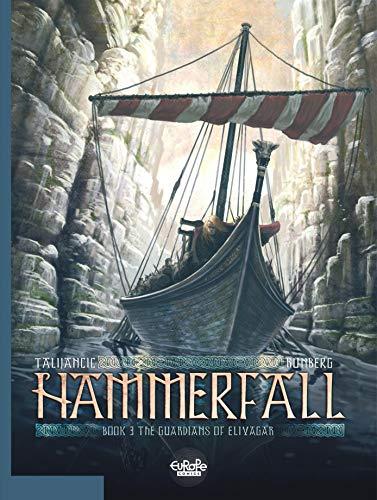 Hammerfall - Volume 3 - The Guardians of Elivagar (English Edition)