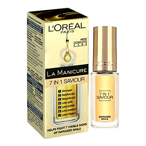 L'Oréal Paris la Manicure 7In1 Saviour Base Smalto Curativa
