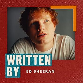 Written By Ed Sheeran