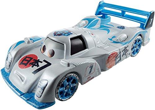 Mattel Disney – Cars Petite Voiture Ice Racers Shu Todoroki 0 Shu Todoroki