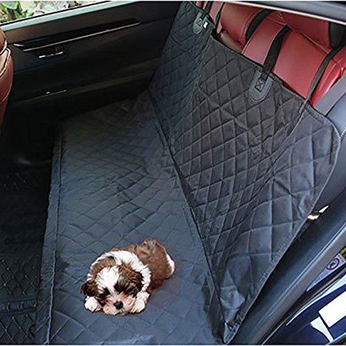 Systond Dog Funda de Asiento de Coche Impermeable Pet Seat C