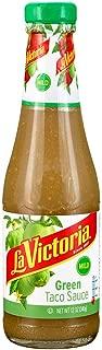 La Victoria Green Taco Sauce Mild, 12 Ounce