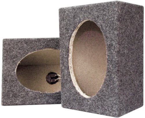 Pyramid PMB69MT 6-Inch X 9-Inch Carpeted Cabinets
