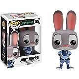 QToys Funko Pop! Zootopia #189 Judy Hopps Chibi...