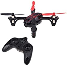 HUBSAN X4 H107C 4 Channel 2.4GHz 6 Axis Gyro RC Quadcopter with 480P Camera and Protection Cover Mode 2 RTF (red black)