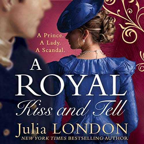 A Royal Kiss and Tell  By  cover art