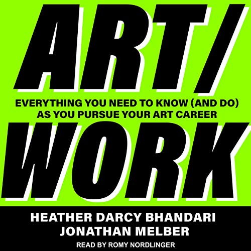 Art/Work Audiobook By Heather Darcy Bhandari,                                                                                        Jonathan Melber cover art