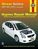 Nissan Sentra (07-12) Haynes Repair Manual