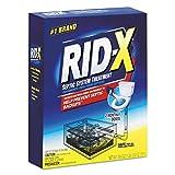 RID-X Septic Tank Treatment Enzymes, 2 Month Supply Powder, 19.6oz