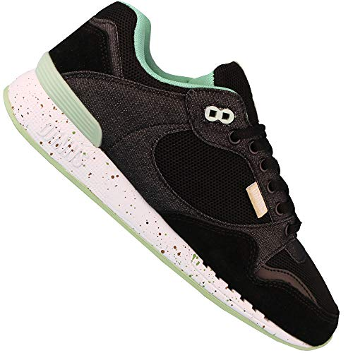 Djinns EasyRun #2 SpotsOn Damen-Sneaker Black 2015 Gr. 37 (UK 5)