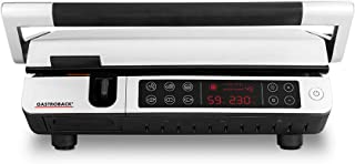 Gastroback 42539 Design BBQ Advanced Control, contact grill, table grill, BBQ, indoor grill, unfoldable, thermometer prob...