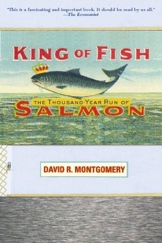 King of Fish: The Thousand-Year Run of Salmon (English Edition)