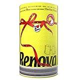 Renova Rollos De Cocina Red Label Amarillo - Lote de 2 Rollos