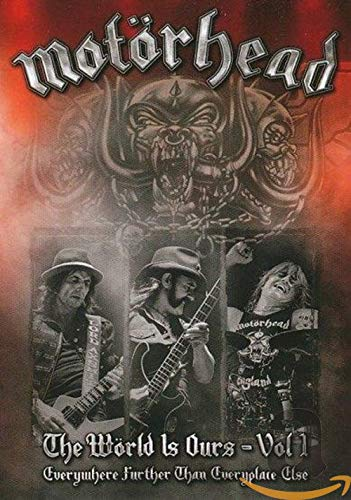 Motörhead - The Wörld is Ours, Vol. 1