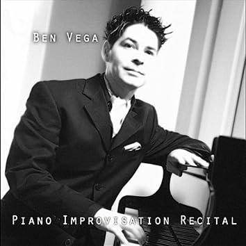 Piano Improvisation Recital
