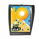 ZWNAV 12.1 inch Android 9.0 Car Stereo for Lexus ES ES240 ES350 2006-2012, Touch Screen, Car GPS Navigation Head Unit, World Maps, Carplay, SWC, Bluetooth, Voice Control, WiFi, HDMI