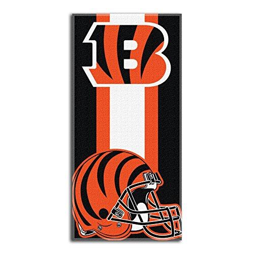 Northwest NFL Strandtuch Zone Cincinnati Bengals 76x152cm