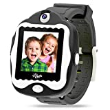 iCore Kids Smart Watch, Activity Wrist Watches for Boys Girls, Children Smartwatch With Games, Kid Tech Video Game Photo Child Gifts, Digital Touch Screen Camera Games Sports Watch Learning Toys