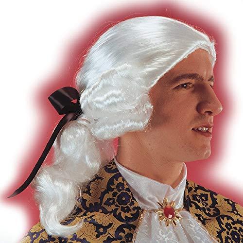 Carnival Toys 02323 Knight Perruque de fête et de Carnaval pour Homme Multicolore 8004761023232
