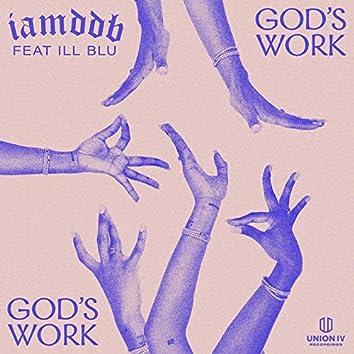 God's Work (feat. iLL BLU)