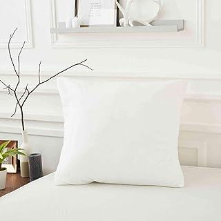 SweetNight - Lot de 2 protèges oreillers très épais Coton Anti-acariens imperméables qualité hôtellerie de Luxe 65x65 cm -...