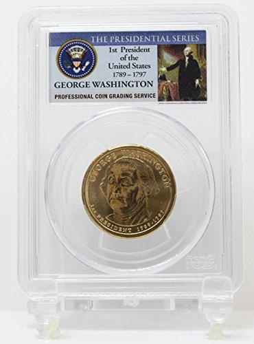 2007 Presidential $1 PCGS MS65