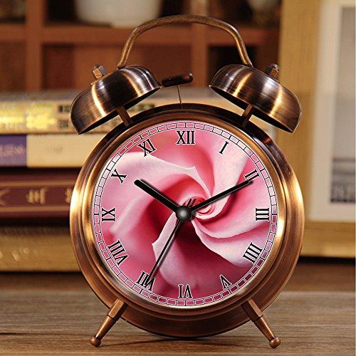 Alarmklok wekker, retro draagbare Twin Bell naast wekker met nachtlampje 491 ok De Fibonacci-sequentie in de natuur. Interessante video van Vihart op YouTube. OK