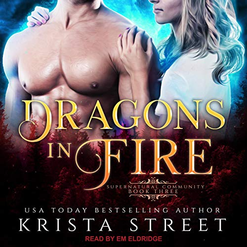 Dragons in Fire  By  cover art