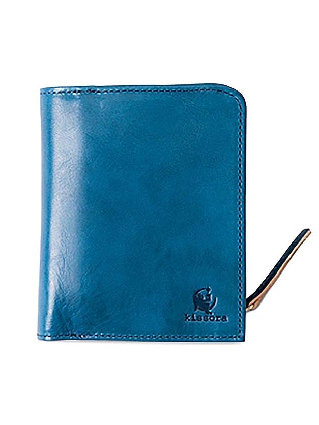 反論者農夫シード[キソラ] 二つ折り財布 レディース KIBP-055