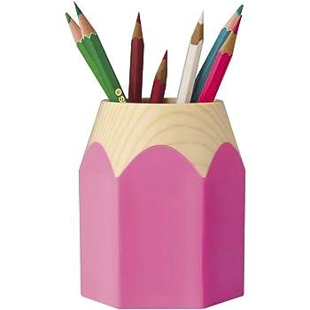Bleistiftform Stifteköcher Stiftebox Stiftebecher Stiftehalter Stiftaufbewahrung