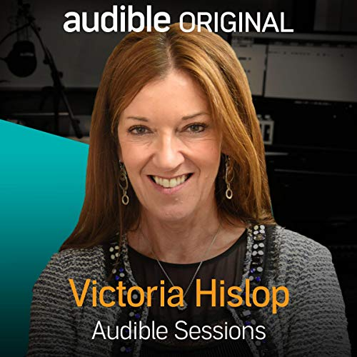 Victoria Hislop audiobook cover art
