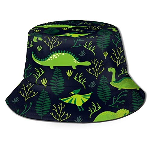 Angeln Hüte Fisherman's Hat Oringnal Green Dragon Polyester Twill Outdoor Fisherman Hat Sun Protective Pool Hat Foldable Cap
