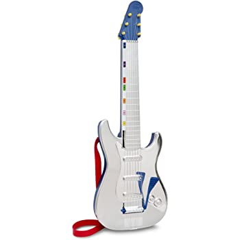 Bontempi - Guitarra Rock 54 Cm. GR 5401/N: Amazon.es: Juguetes y ...